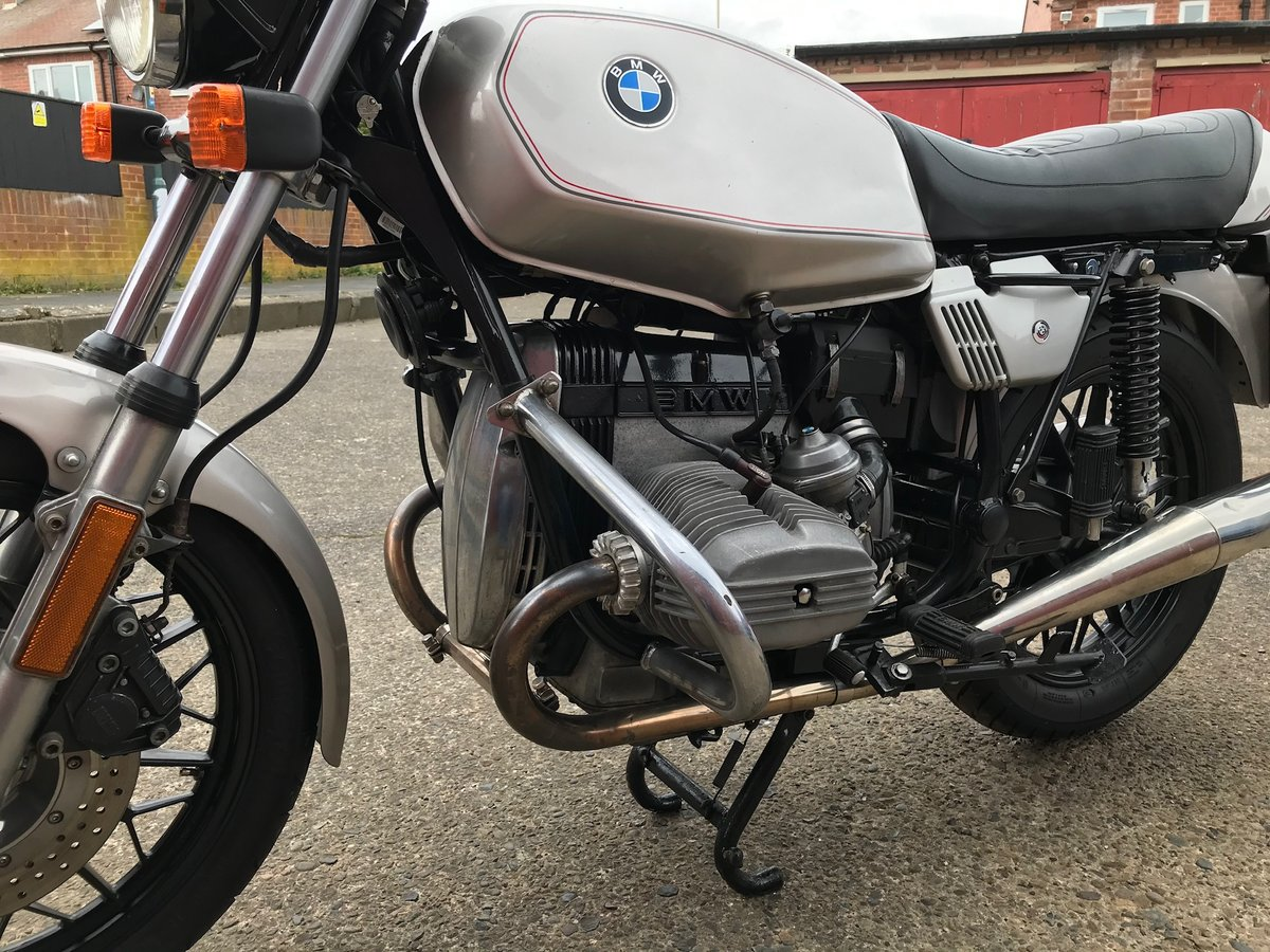 1983 Very smart BMW R65 For Sale (picture 6 of 6)