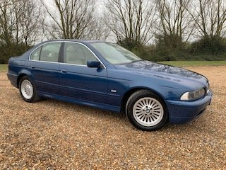 2001 BMW 525i SE Automatic ONLY 66,000 Original Miles