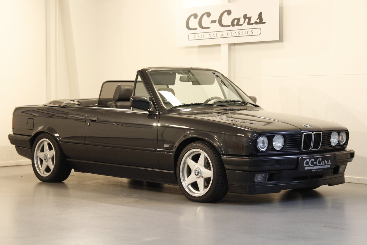 1991 BMW 325 I Convertible For Sale (picture 1 of 6)