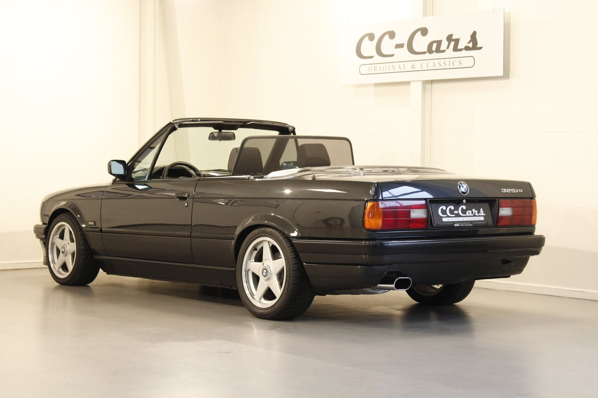 1991 BMW 325 I Convertible For Sale (picture 2 of 6)