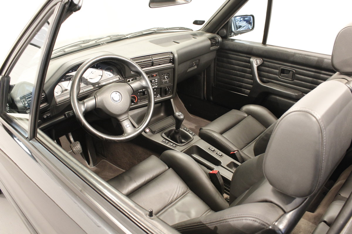 1991 BMW 325 I Convertible For Sale (picture 4 of 6)
