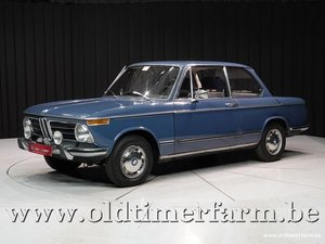 1972 BMW 2002 '72 For Sale
