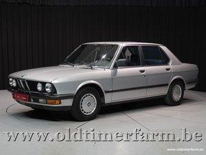 1985 BMW 518i '85 For Sale