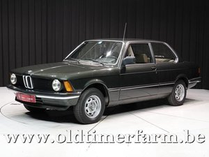 Picture of 1983 BMW 315i '83 For Sale
