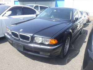 2002 BMW 7 SERIES RARE CLASSIC 735I NOT A BARN FIND 25000 MILES