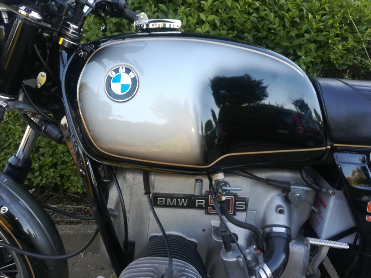 1974 Bmw R 90 S For Sale (picture 4 of 6)