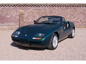 1991 BMW Z1 Third owner car with only 80.000 KM, Full (service) h