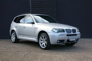 2007 BMW X3 3.0 SI M Sport xDrive AWD Auto (53,291 miles) For Sale