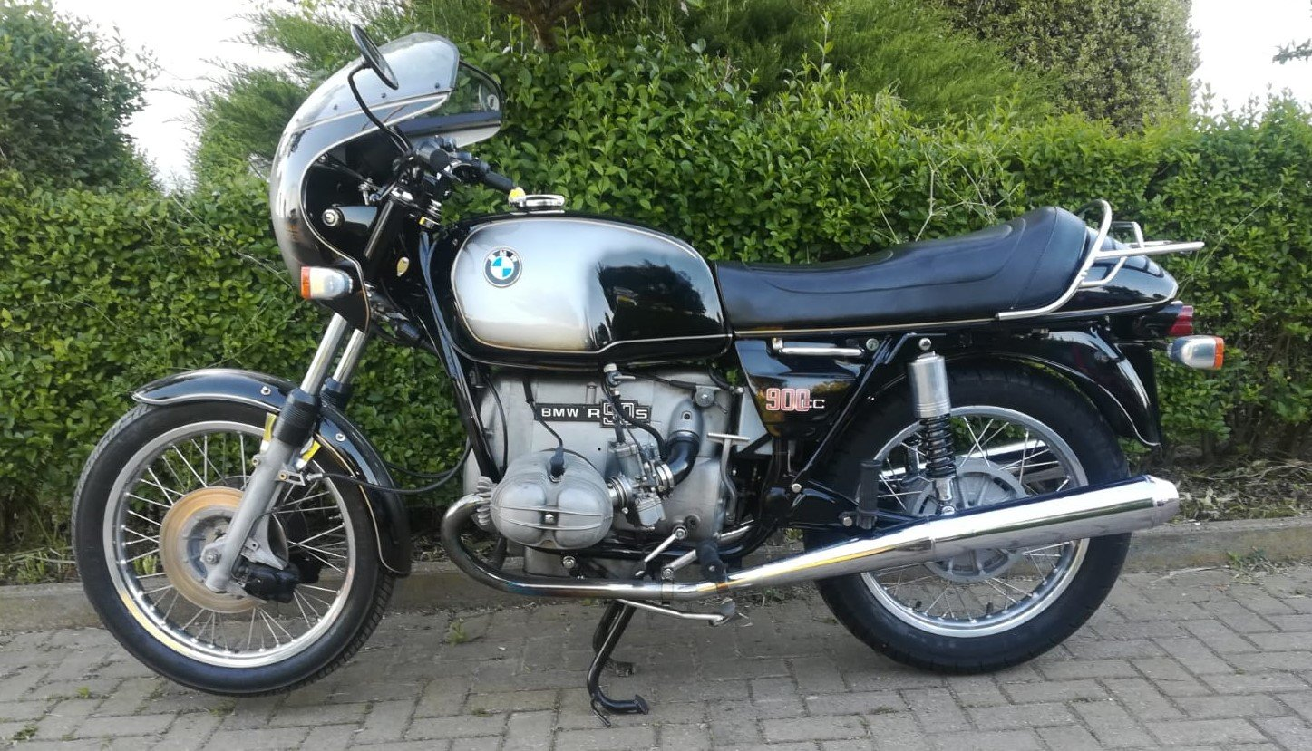 1974 Bmw R 90 S For Sale (picture 1 of 6)