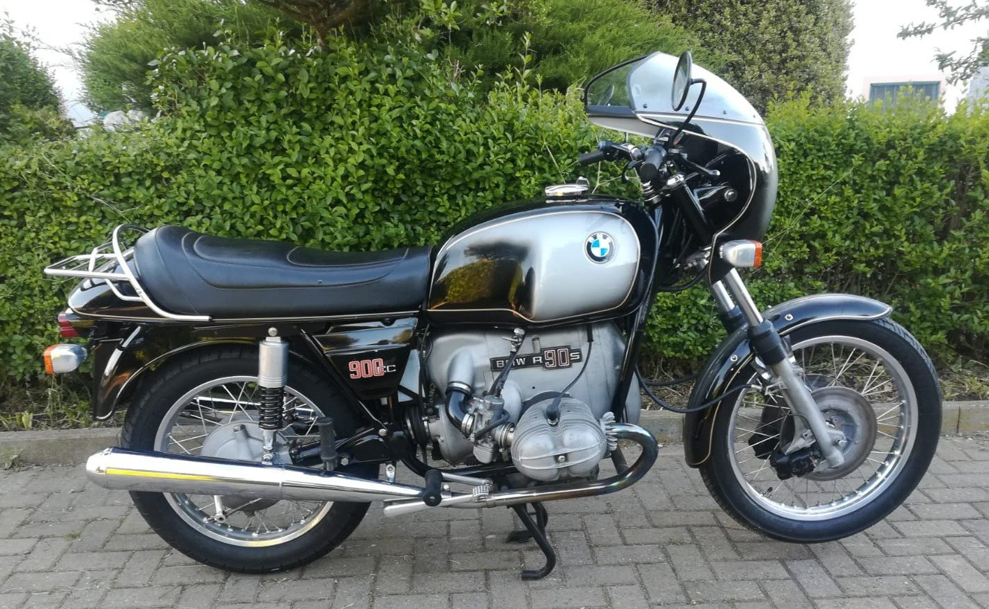 1974 Bmw R 90 S For Sale (picture 2 of 6)
