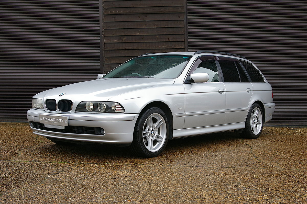 2003 BMW E39 525i LTD Edition Touring (42,639 miles) For Sale (picture 1 of 6)