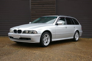 2003 BMW E39 525i LTD Edition Touring (42,639 miles)
