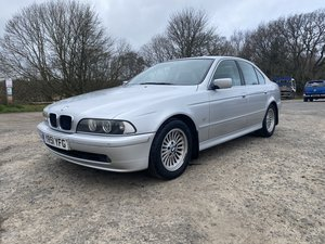 2001 Bmw 5 Series 520i E39 MANUAL