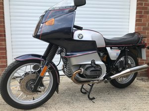 Exceptional BMW R100RS