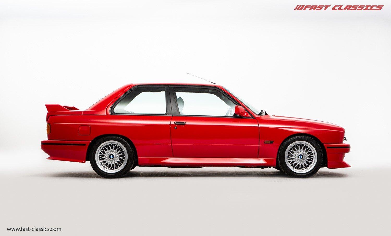 1988 BMW E30 M3 EVO 2 For Sale (picture 1 of 24)