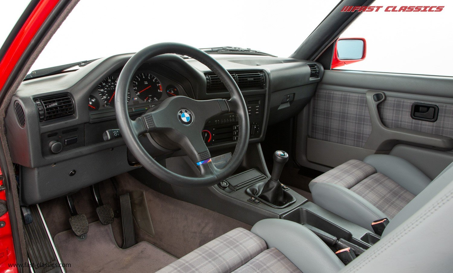 1988 BMW E30 M3 EVO 2 // UK DELIVERED // HUGE HISTORY FILE  For Sale (picture 15 of 24)