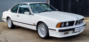 1988 Superb BMW M635 CSI (M6) - Rare Highline - Full History