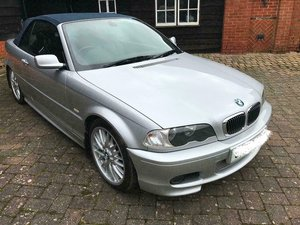Picture of Bmw 325 cabrio 325ci 2005