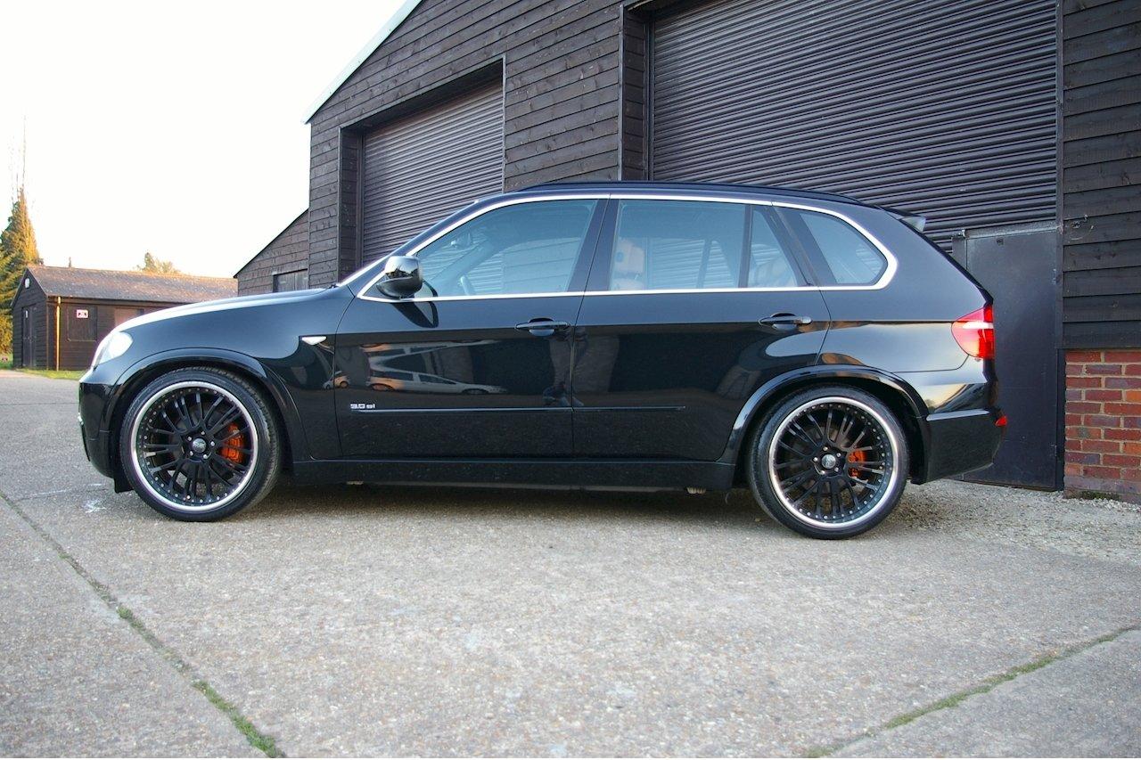 2009 BMW E70 X5 3.0 SI M-Sport xDrive Auto (44,555 miles ...