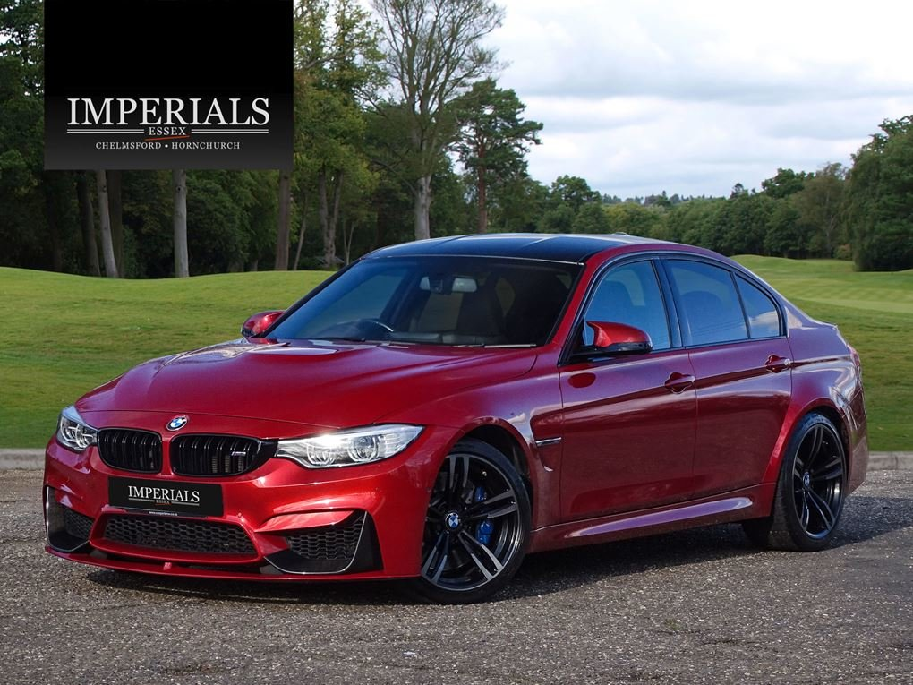 2015 BMW  M3  SALOON DCT AUTO  29,948 For Sale (picture 1 of 22)
