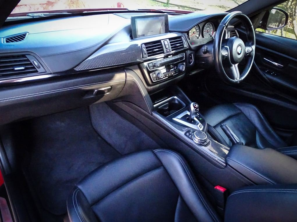 2015 BMW  M3  SALOON DCT AUTO  29,948 For Sale (picture 3 of 22)