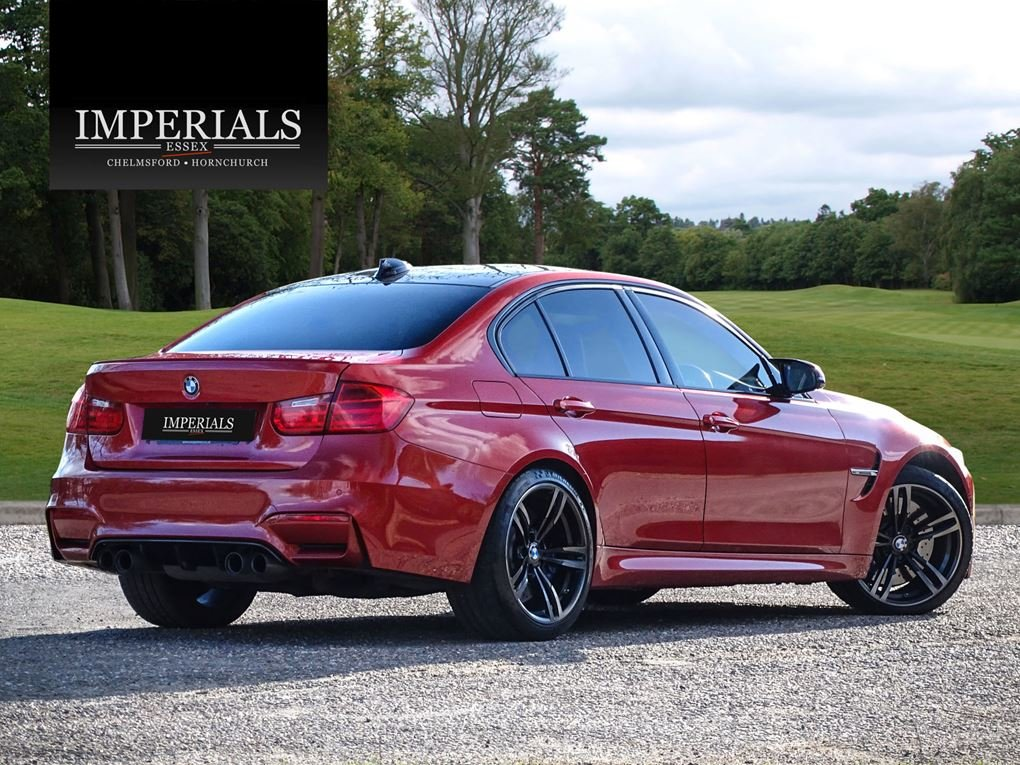 2015 BMW  M3  SALOON DCT AUTO  29,948 For Sale (picture 4 of 22)