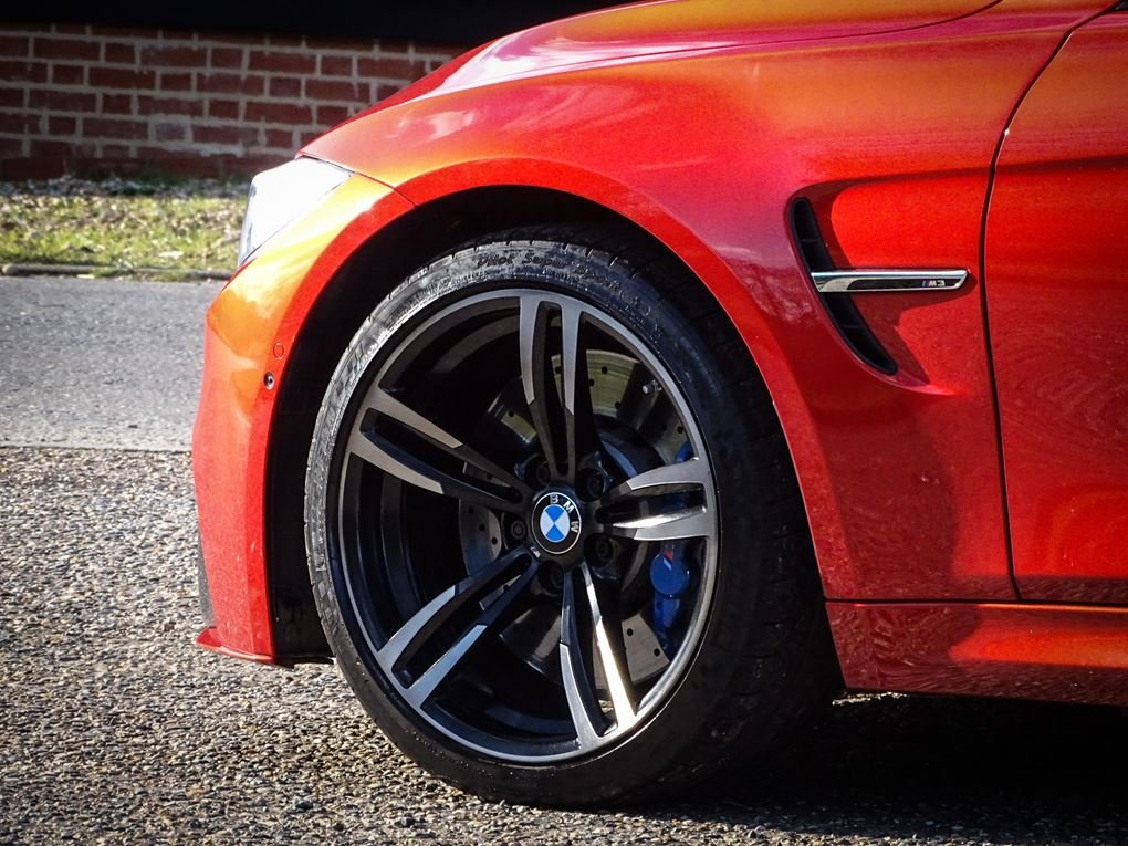 2015 BMW  M3  SALOON DCT AUTO  29,948 For Sale (picture 5 of 22)