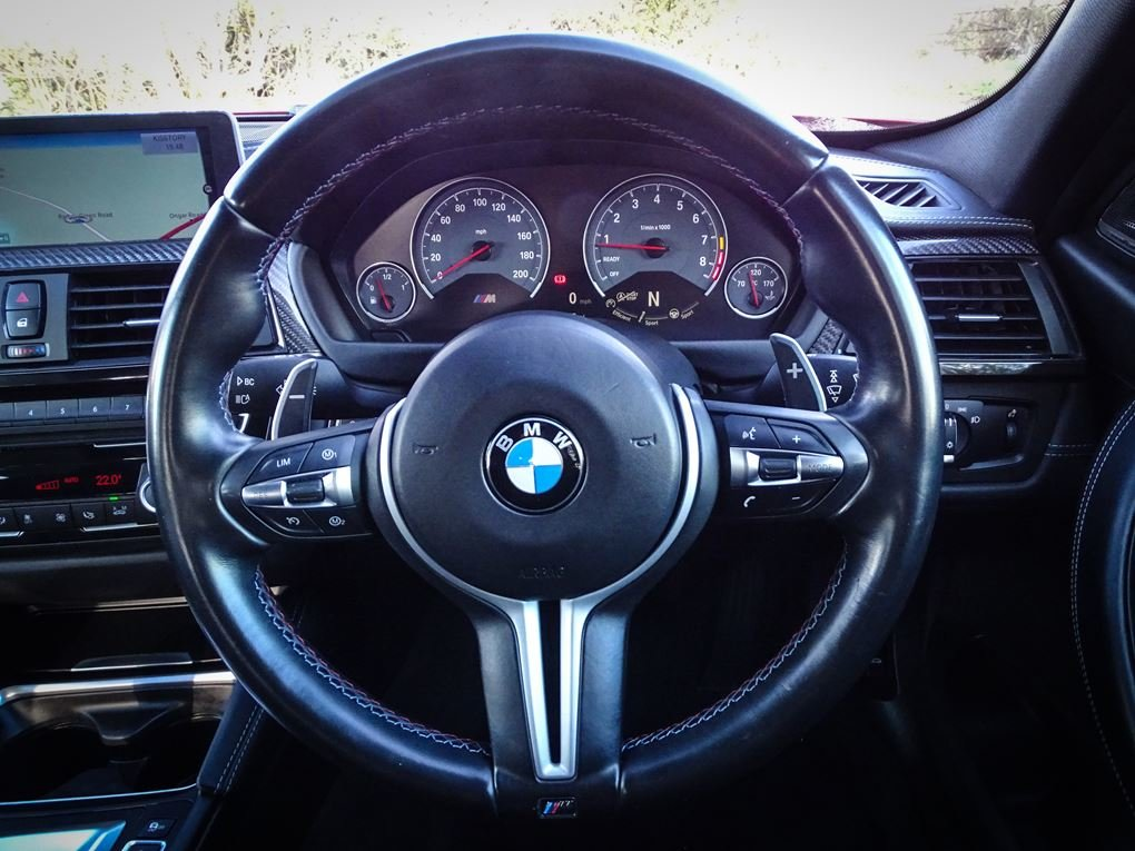 2015 BMW  M3  SALOON DCT AUTO  29,948 For Sale (picture 7 of 22)