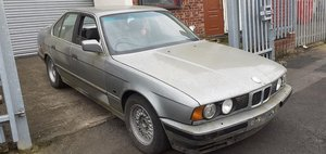 1988 BMW E34 535i Se Leather, b12 bilstein, stainless exhaust etc