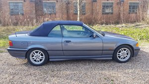 1998 BMW 328i Cabriolet Automatic