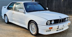 Simply superb  BMW E30 M3 - Amazing History - Just Serviced