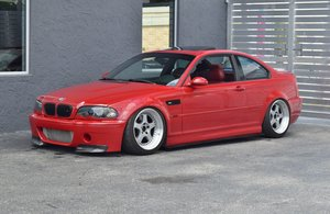 2002 BMW M3 E46 6 Speed Manual SuperCharged-Airlift $23.9k