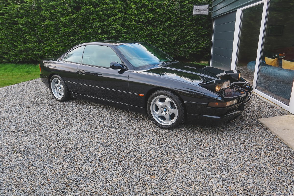 1999 Beautiful BMW 840ci with only 64k miles For Sale (picture 1 of 6)