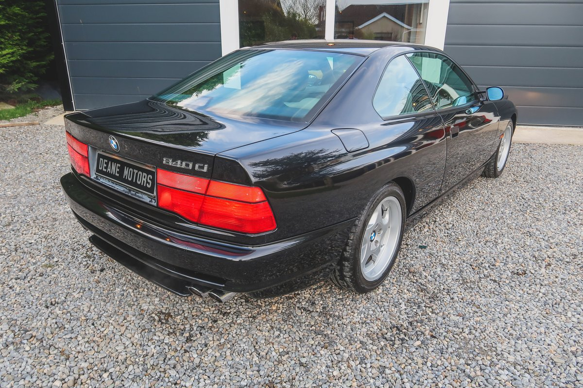 1999 Beautiful BMW 840ci with only 64k miles For Sale (picture 2 of 6)