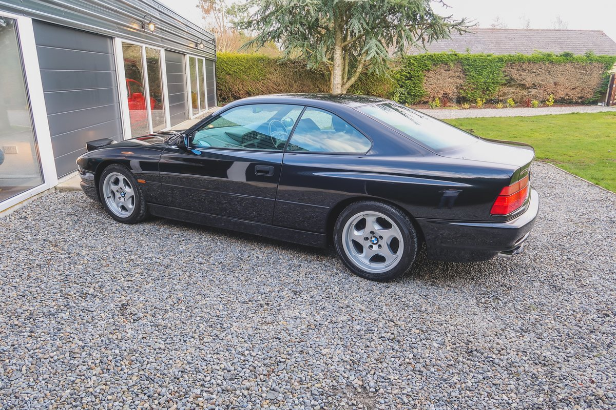 1999 Beautiful BMW 840ci with only 64k miles For Sale (picture 3 of 6)