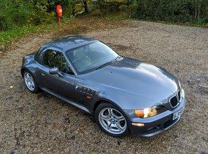 1999 BMW Z3 2.8 manual with hardtop