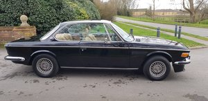 1974 BMW E9 3.0 CS Automatic