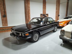 BMW E9 3.0 CSi Manual