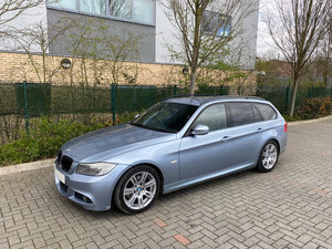 2009 BMW 3 Series 318d M Sport Touring