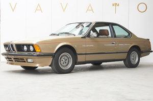 BMW 635CSI, 1987
