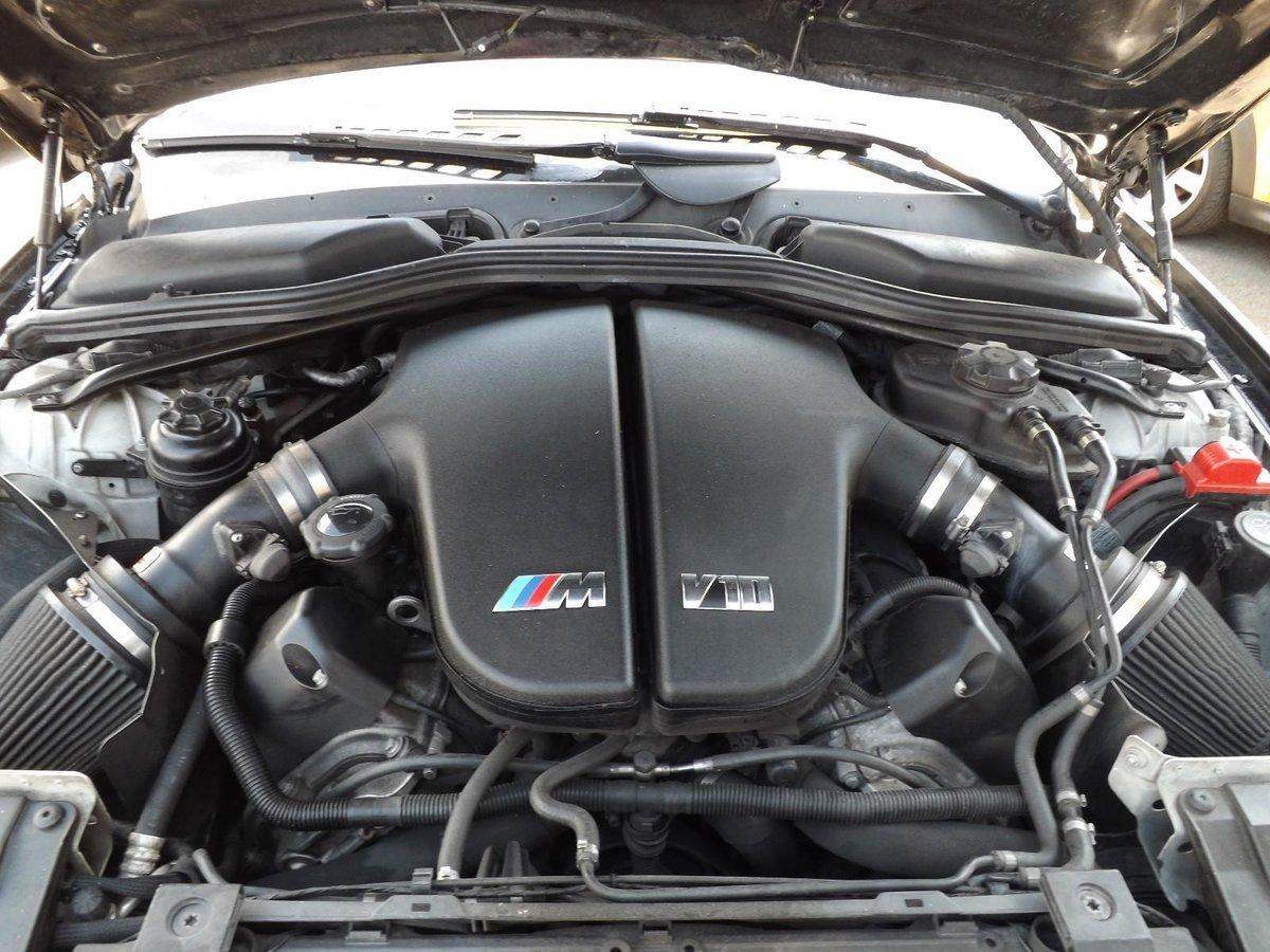 2007 M6 CABRIOLET 650BHP RARE CARBON FIBRE LUMMA SUPER WIDE-BODY For Sale (picture 2 of 6)