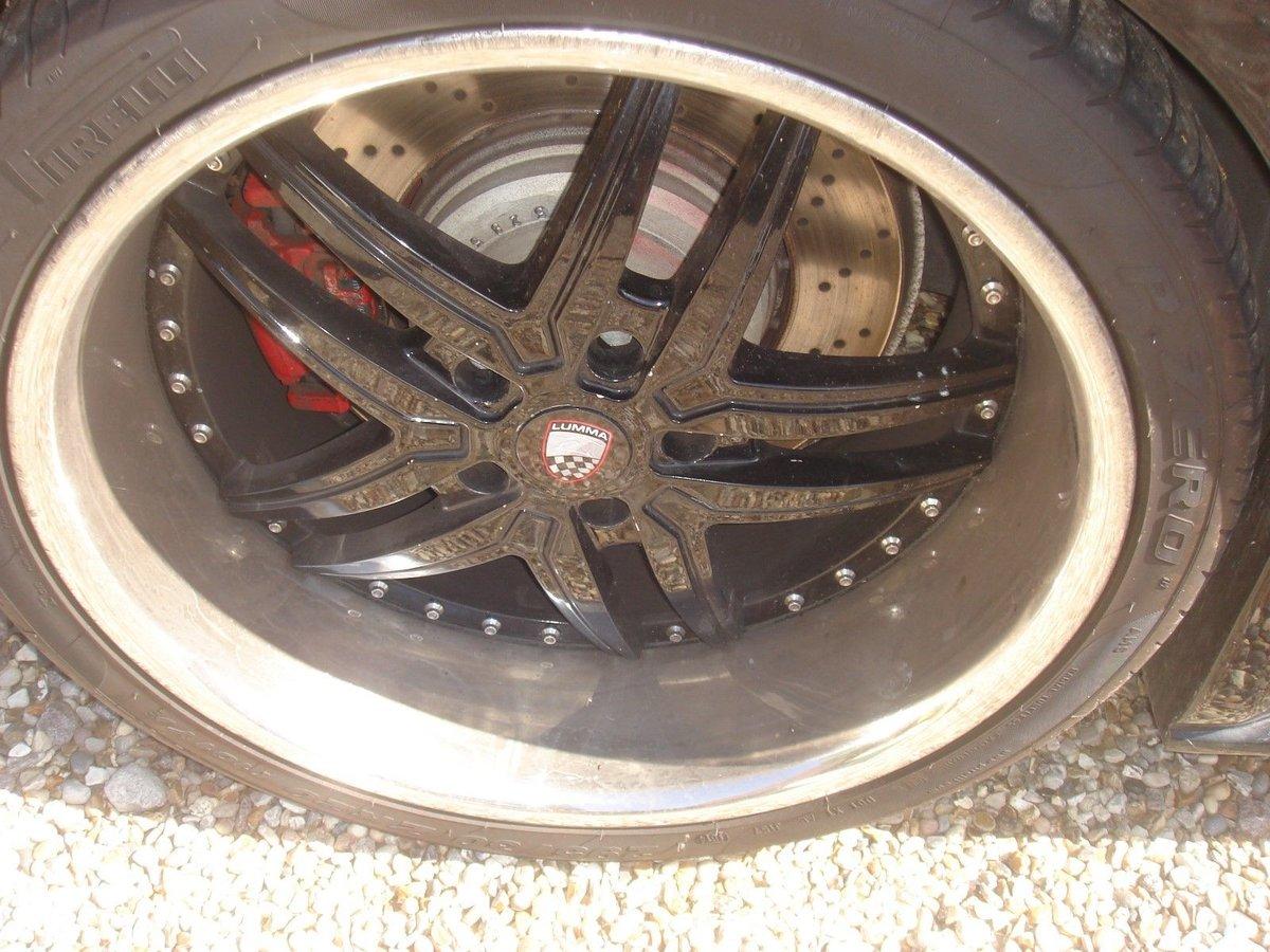 2007 M6 CABRIOLET 650BHP RARE CARBON FIBRE LUMMA SUPER WIDE-BODY For Sale (picture 6 of 6)