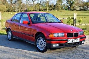 1996 BMW 316i Manual Saloon (e36)