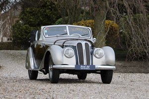 Unique 1939 BMW 328 by Wendler