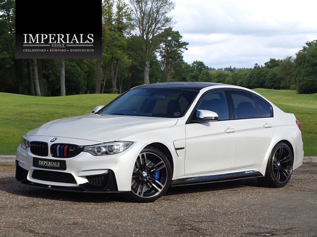 2014 BMW  M3  SALOON DCT AUTO  26,948 For Sale (picture 1 of 24)