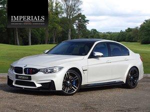 2014 BMW  M3  SALOON DCT AUTO  26,948