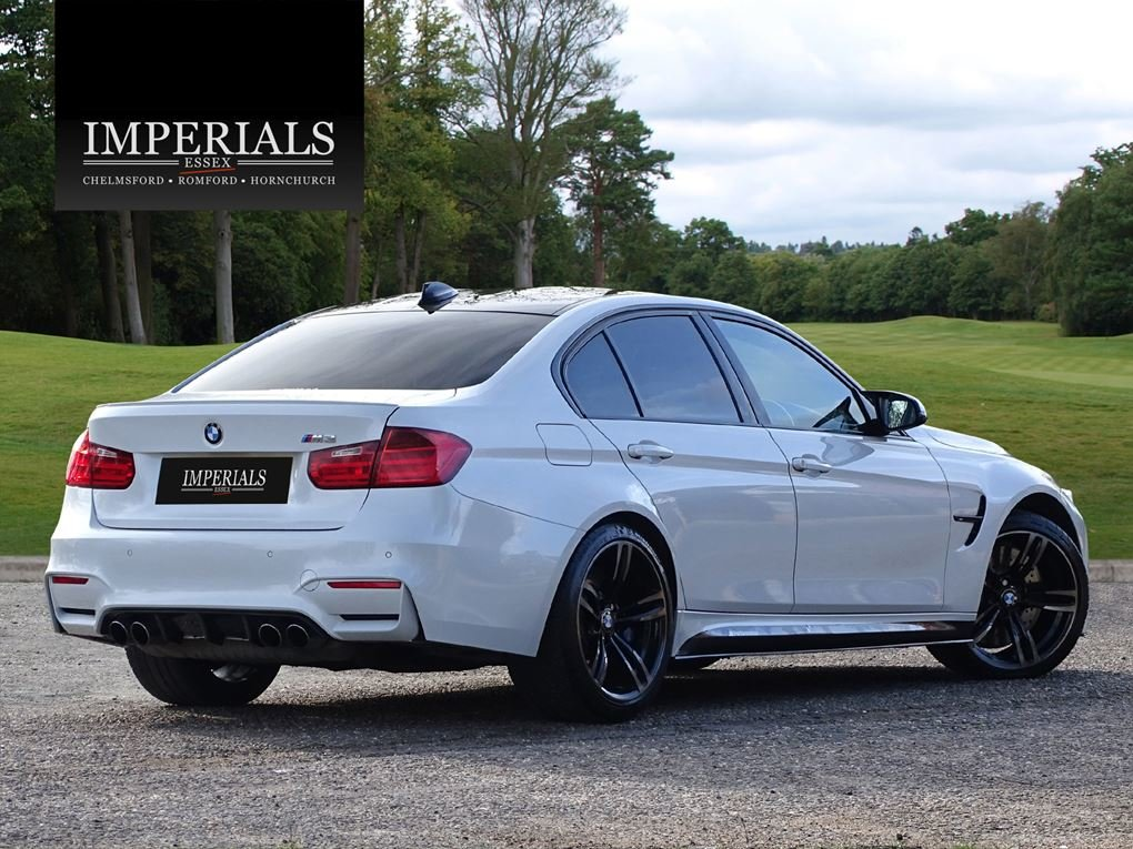 2014 BMW  M3  SALOON DCT AUTO  26,948 For Sale (picture 4 of 24)