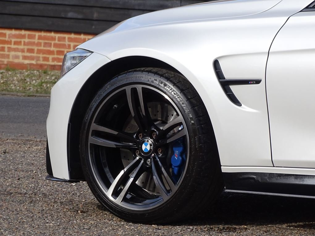 2014 BMW  M3  SALOON DCT AUTO  26,948 For Sale (picture 5 of 24)