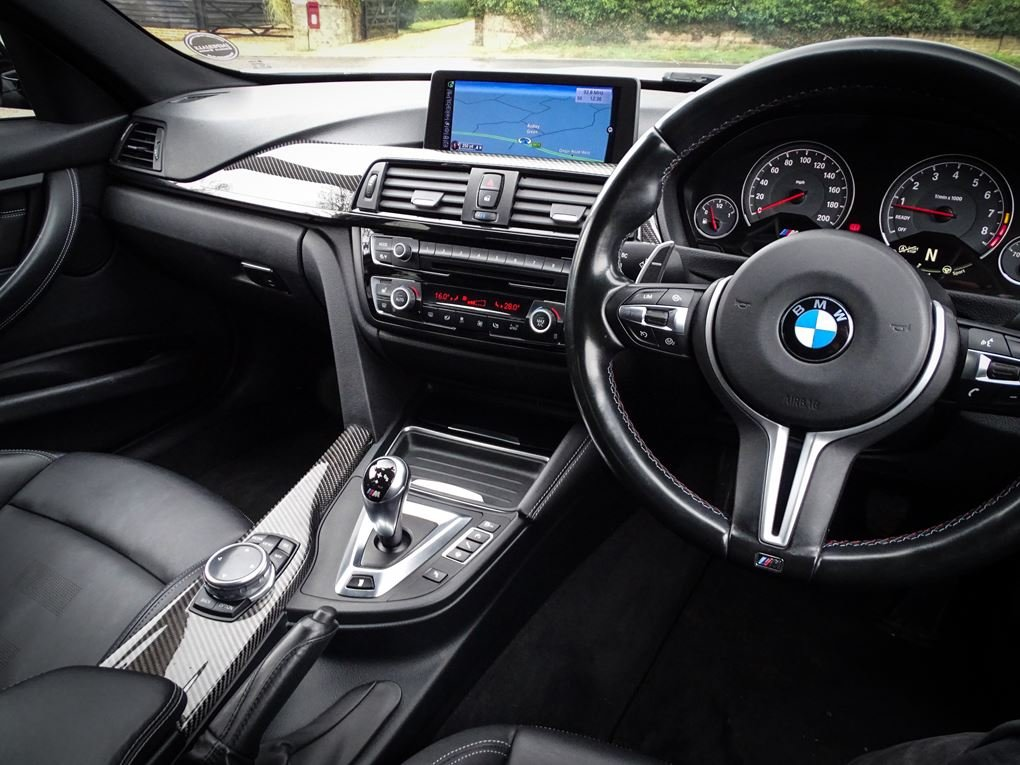 2014 BMW  M3  SALOON DCT AUTO  26,948 For Sale (picture 6 of 24)
