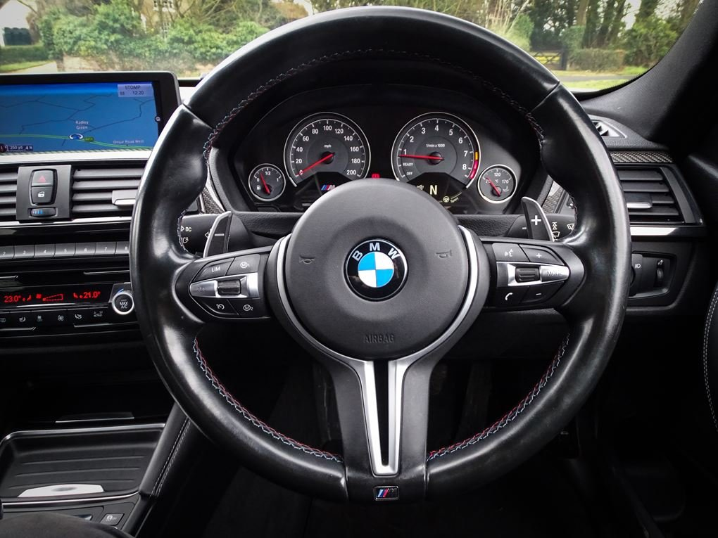 2014 BMW  M3  SALOON DCT AUTO  26,948 For Sale (picture 7 of 24)